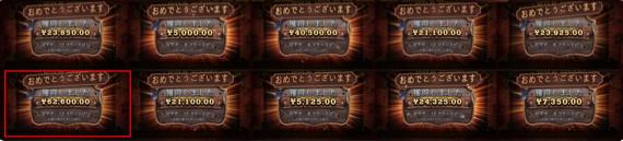 500円1500回転ターボ