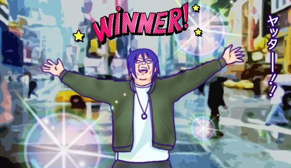 winnerしんちゃん