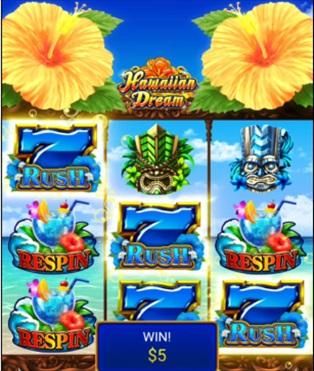 Hawaiian Dream 青7