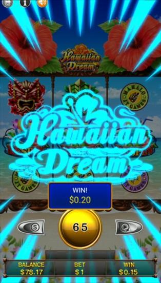 Hawaiian Dreamリスピン