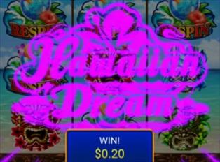 Hawaiian Dream リスピン3発目