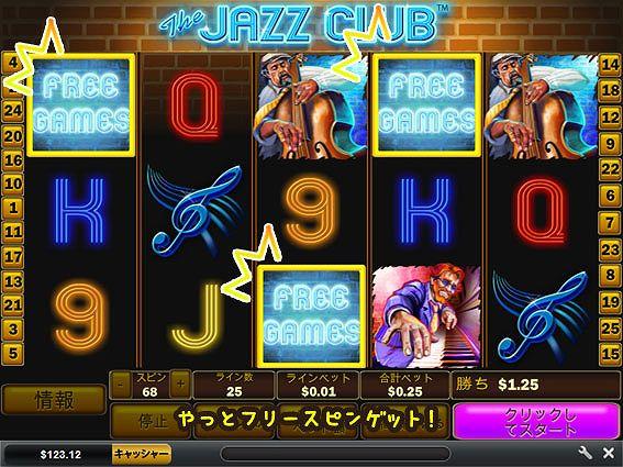 The JAZZ CLUB再開