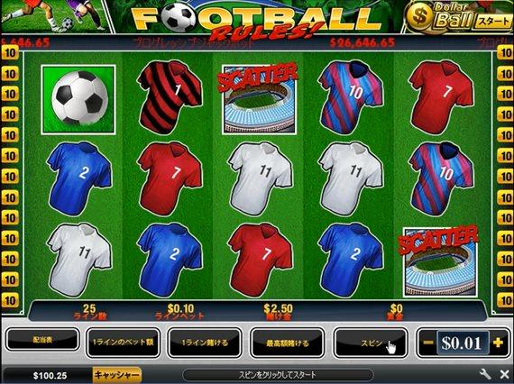 フットボール・ルール