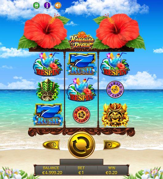 Hawaiian Dream(ハワイアン・ドリーム)のPC版